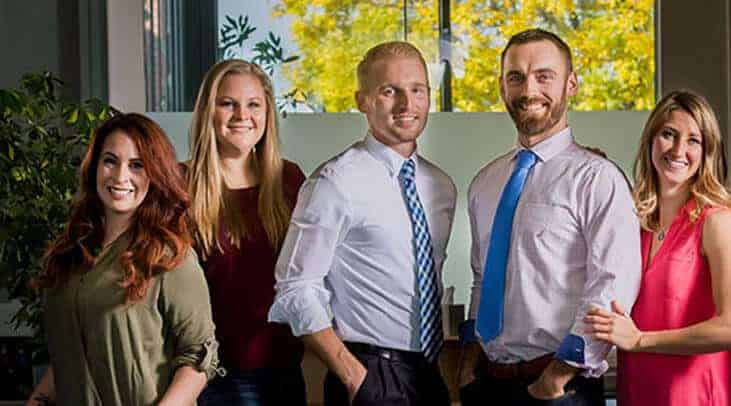 Active Edge Chiropractic and Functional Medicine staff 731x406px