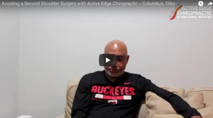 Avoiding a Second Shoulder Surgery with Active Edge Chiropractic