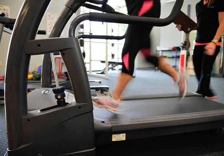 Complete physical health and performance assessment