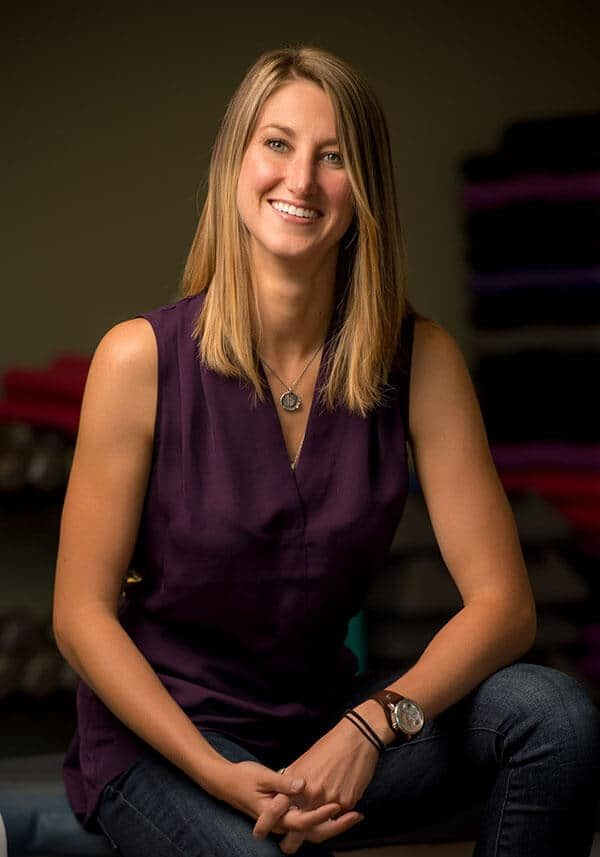 Dr. Jasmine Craner of Active Edge Chiropractric and Functional Medicine