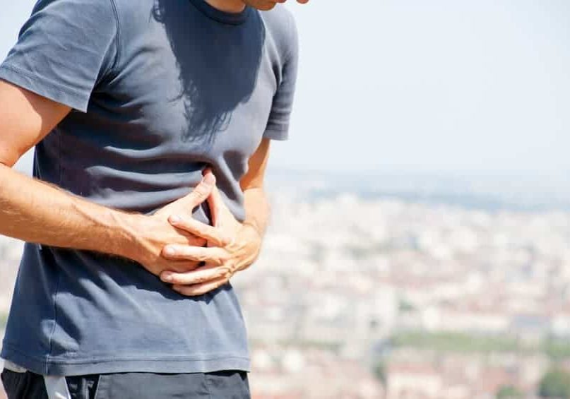 stomache pain and digestive issues